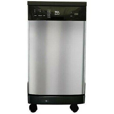 new sd 9241ss energy star portable dishwasher