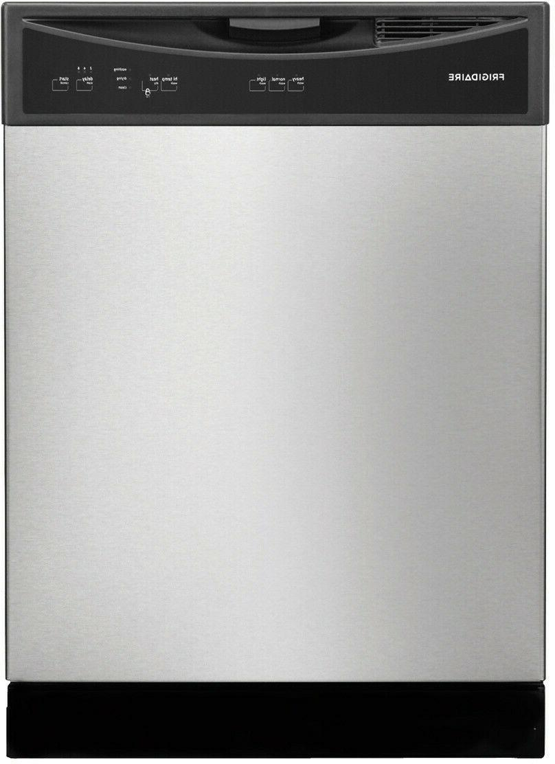 new stainless steel dishwasher ffbd2406ns