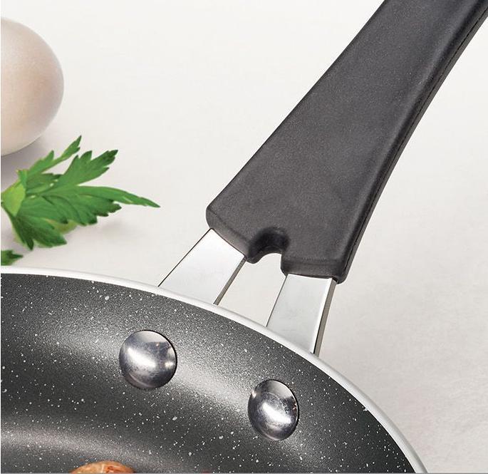 Nonstick Frying Pans 3 Skillet Aluminum Oven Dishwasher