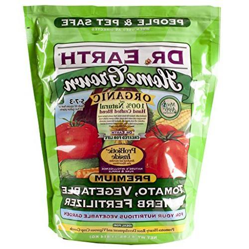 organic 5 tomato vegetable herb