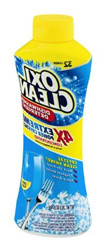Oxi Clean Dishwasher Detergent Lemon Clean 20.3 CT