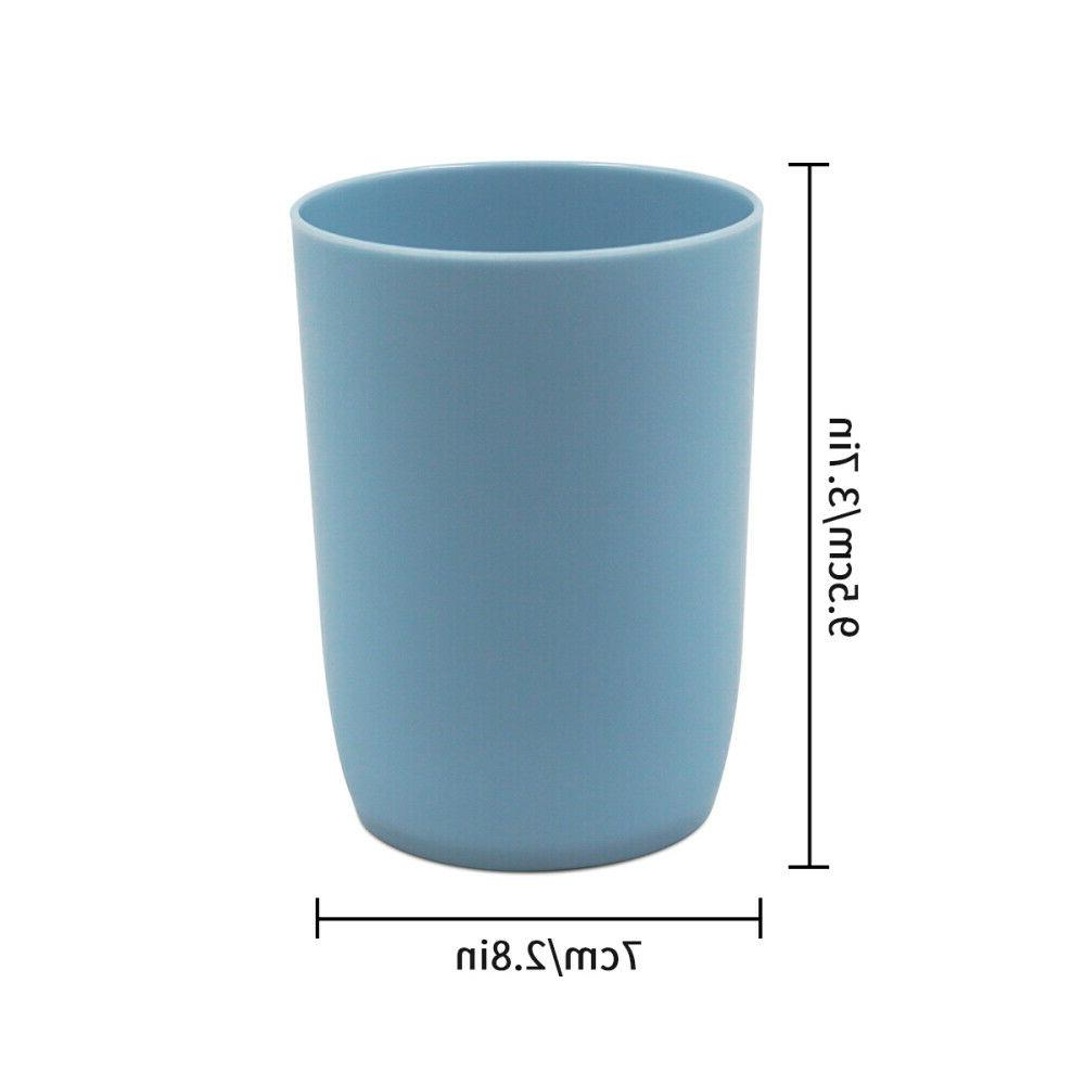 Plastic Cup Clear Tumbler Safe of Color