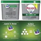Cascade Platinum Actionpacs Dishwasher Detergent, Fresh, 62