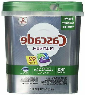 platinum dishwasher detergent
