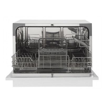 Danby Portable Countertop Dishwasher with Place Setting