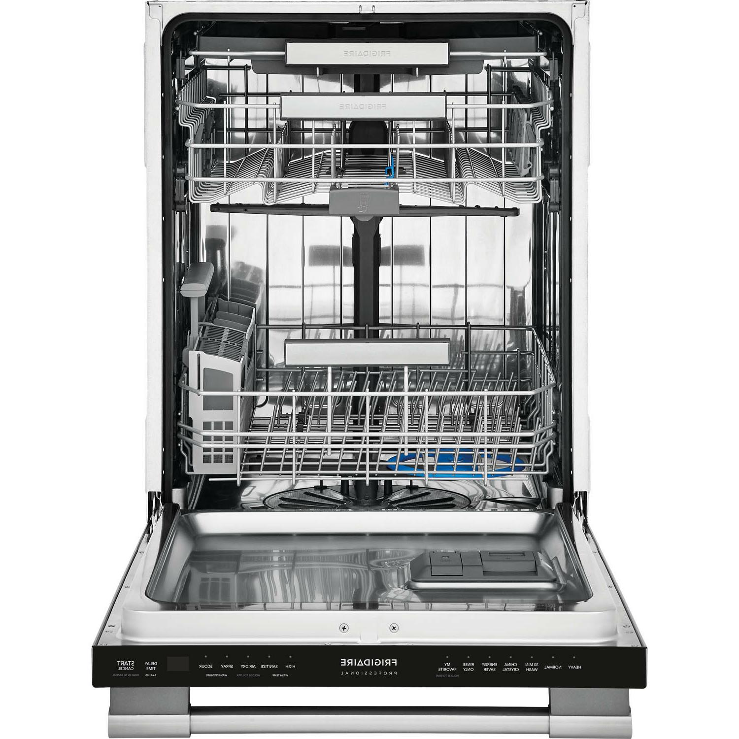 Frigidaire Professional Stainless Built Dishwasher Rack