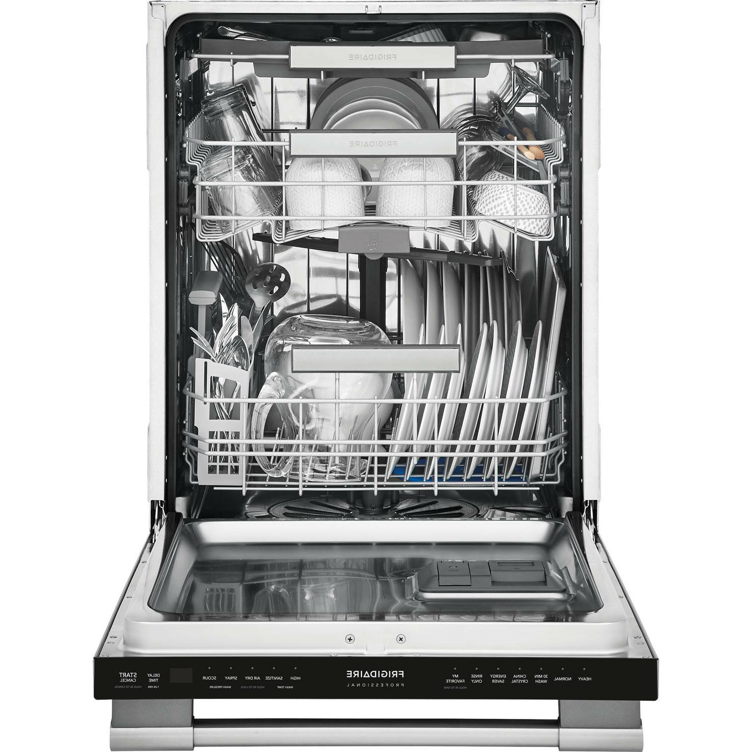 "Frigidaire Professional 24"" Built In Dishwasher Rack"