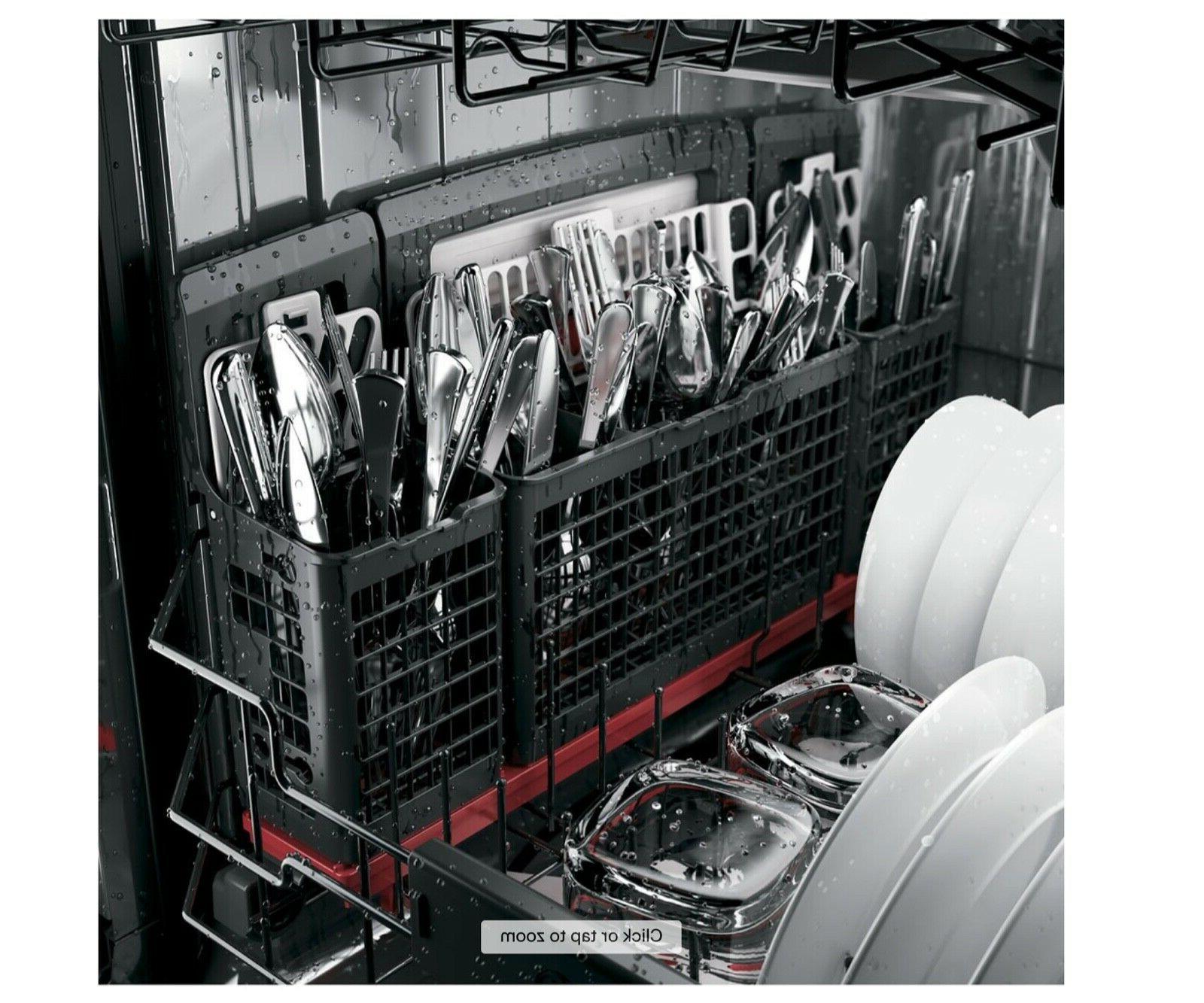 GE Profile Stainless Dishwasher -