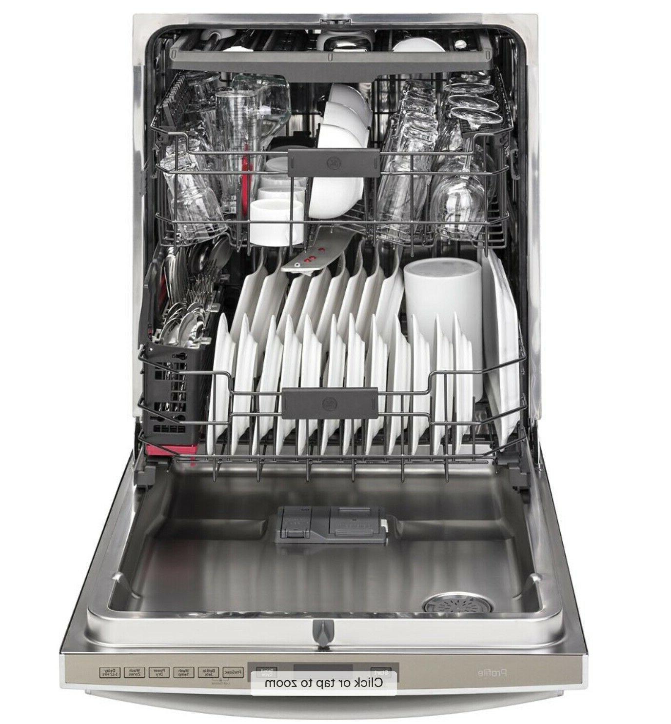 GE PDT855SSJSS Stainless Dishwasher Brand NEW -