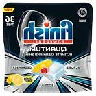 Finish Quantum 36 ct Ultra-Degreaser w. Lemon Dishwasher Det