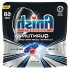 Finish Quantum 68ct Dishwasher Detergent Tabs, Ultimate Clea