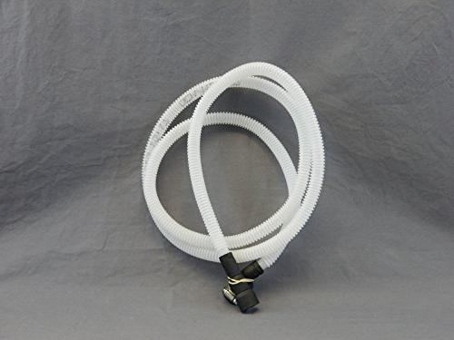 recertified 154753201 dishwasher drain hose