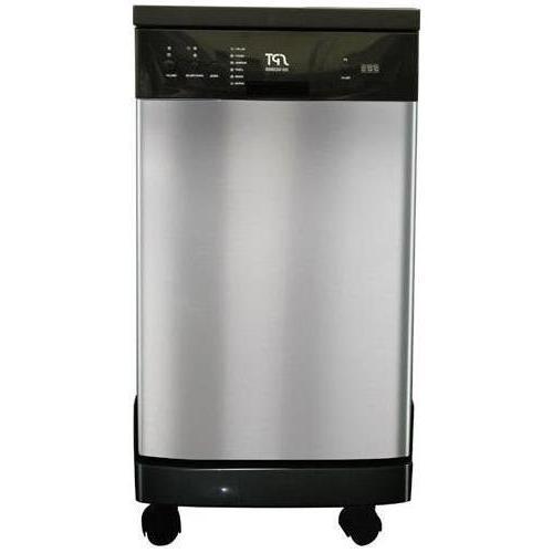 sd 9241ss portable dishwasher