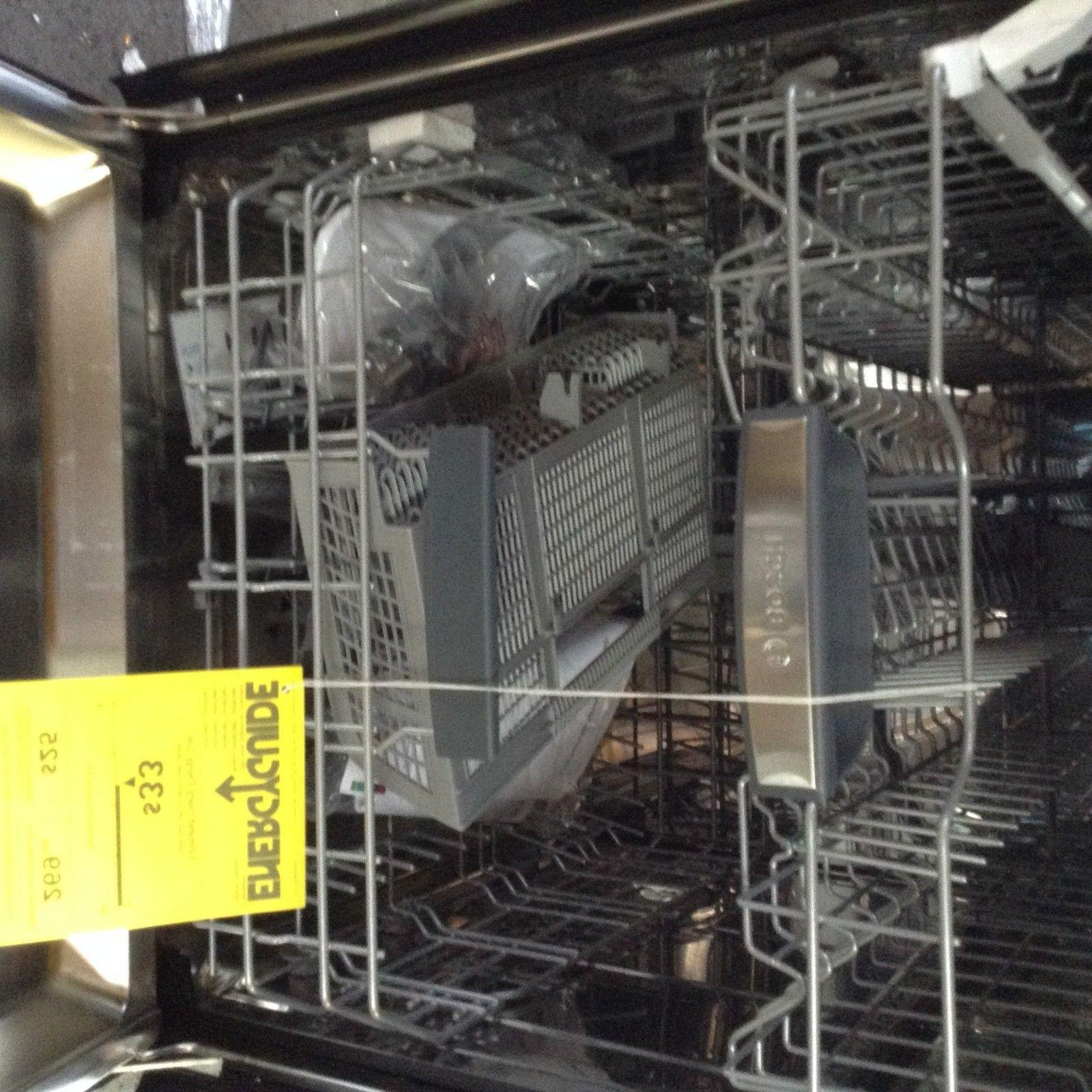 "Bosch Shpm 78W56N 800 Series 24"" Dishwasher Stainless Steel"