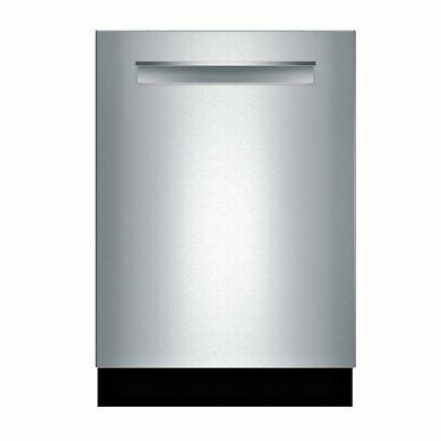 """Bosch SHPM65W55N 24"""" Wi 16 Place Setting Built-In Fully Dish"""