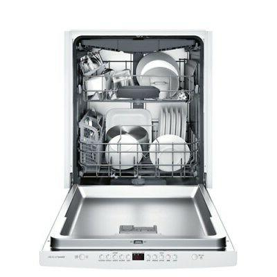 Bosch SHS863WD6N 16 Place Setting Built-In Fully Dishwasher