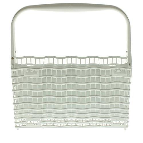 slim dishwasher cutlery basket cage