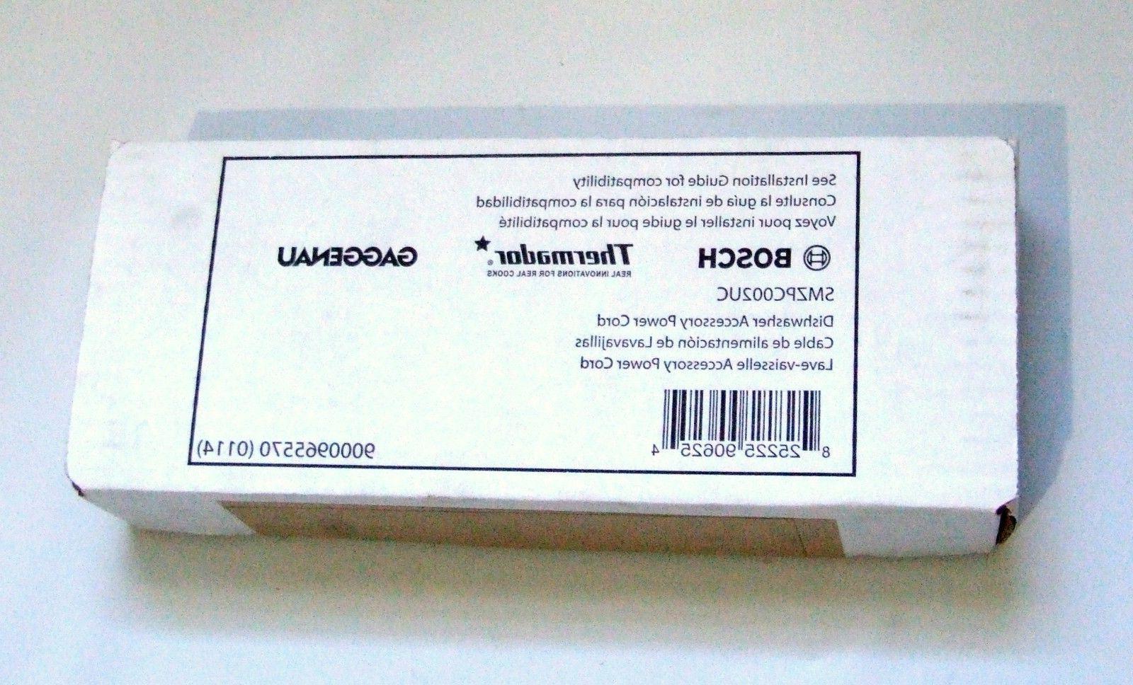 SMZPC002UC Dishwasher Accessory Cord