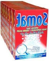 Henkel Somat Dishwasher Salt 5 pack + 1 EXTRA pack for free