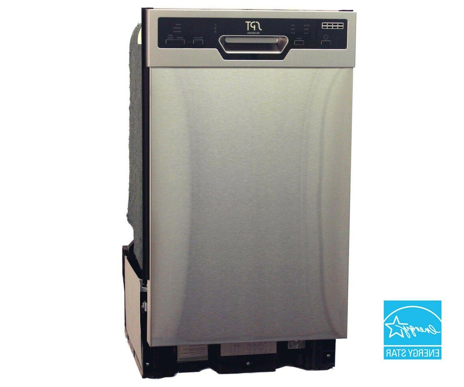 spt 18 built in dishwasher heated drying