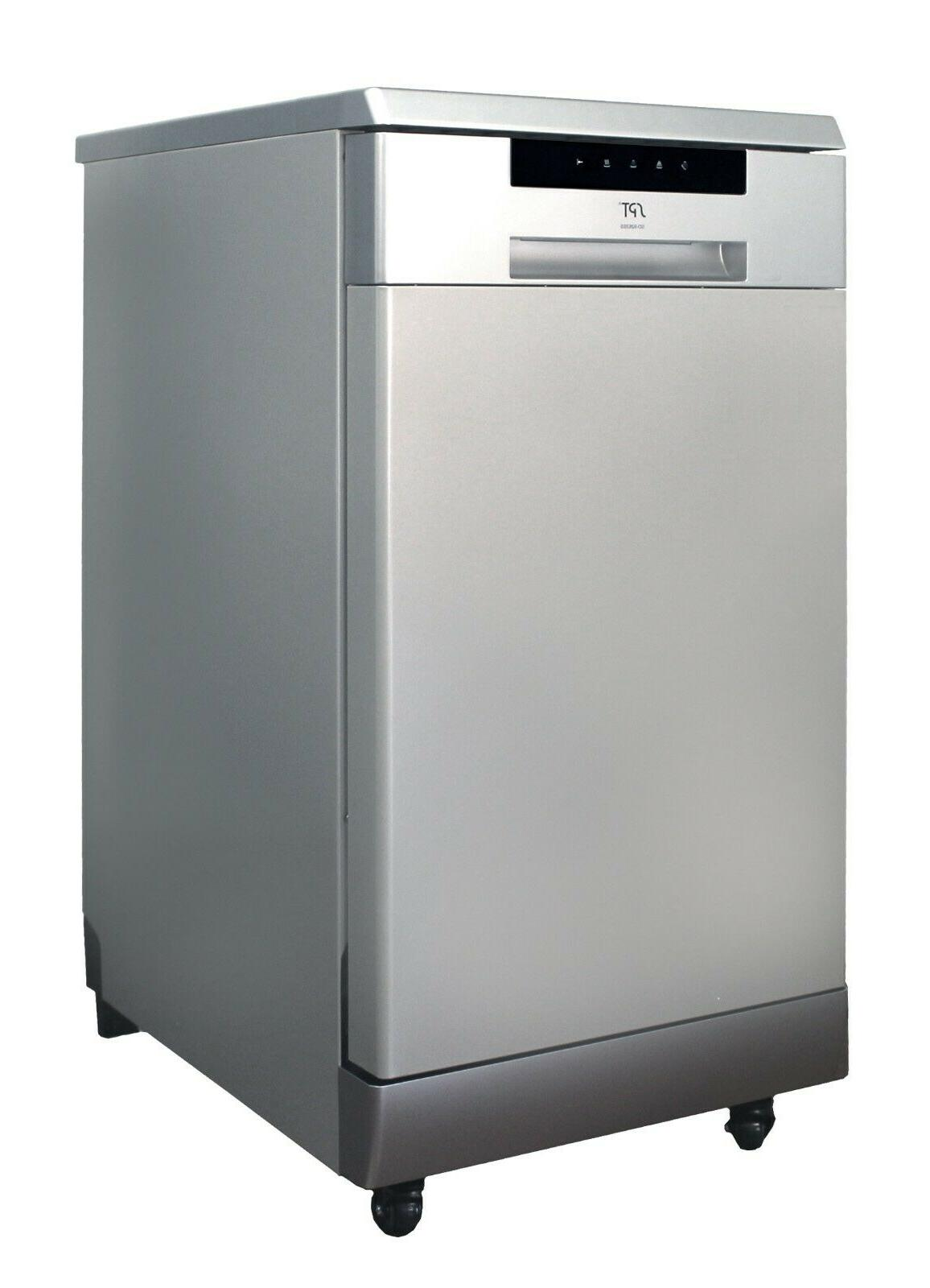 Sunpentown Dishwasher-ENERGY STAR Stainless Steel SD-9263SS