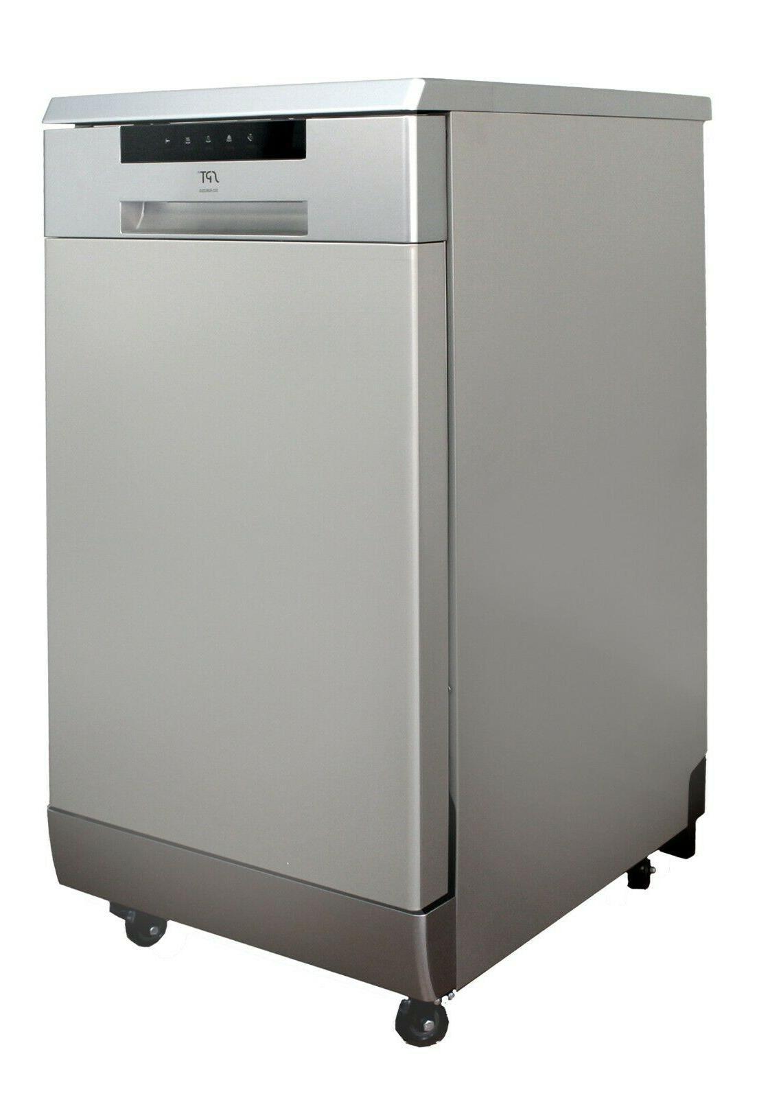 Sunpentown Dishwasher-ENERGY STAR Steel - SD-9263SS
