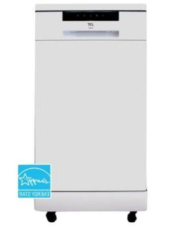 spt 18 portable dishwasher energy star white
