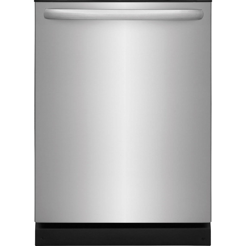 stainless steel 24 dishwasher orbit clean wash