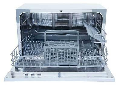 Sunpentown Dishwasher Portable Compact SD-2213S