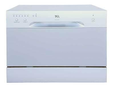 sunpentown countertop dishwasher portable silver sd 2213s