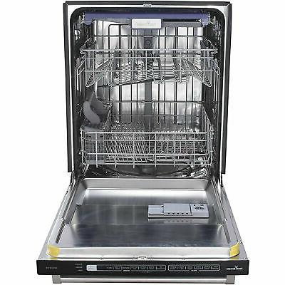 Thor in Pro Integrated Dishwasher Stainless