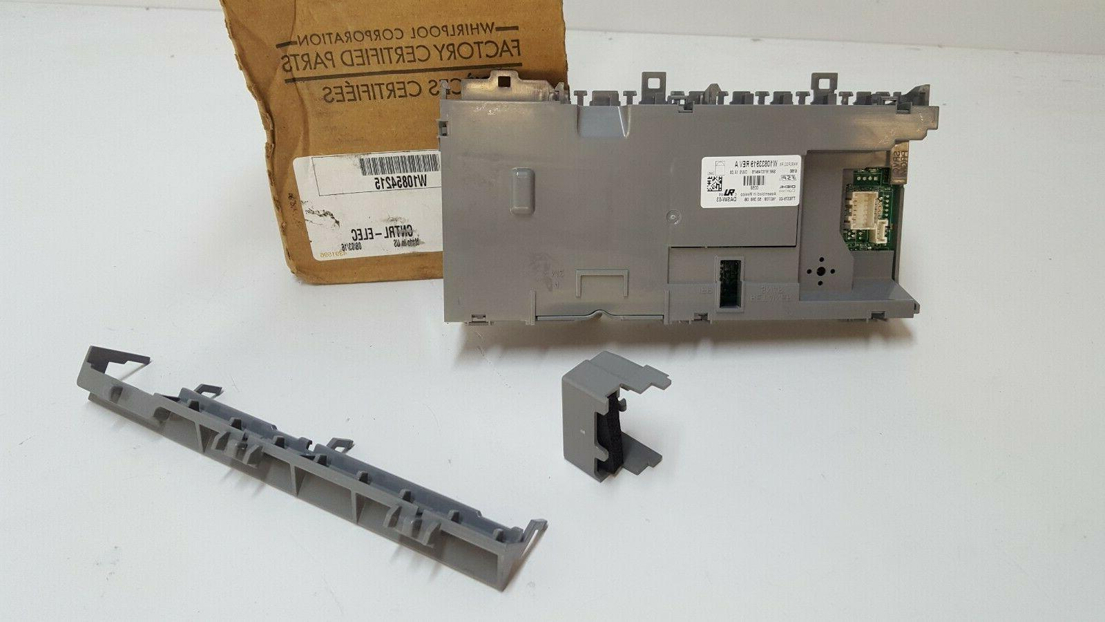 w10854215 dishwasher electric control new part