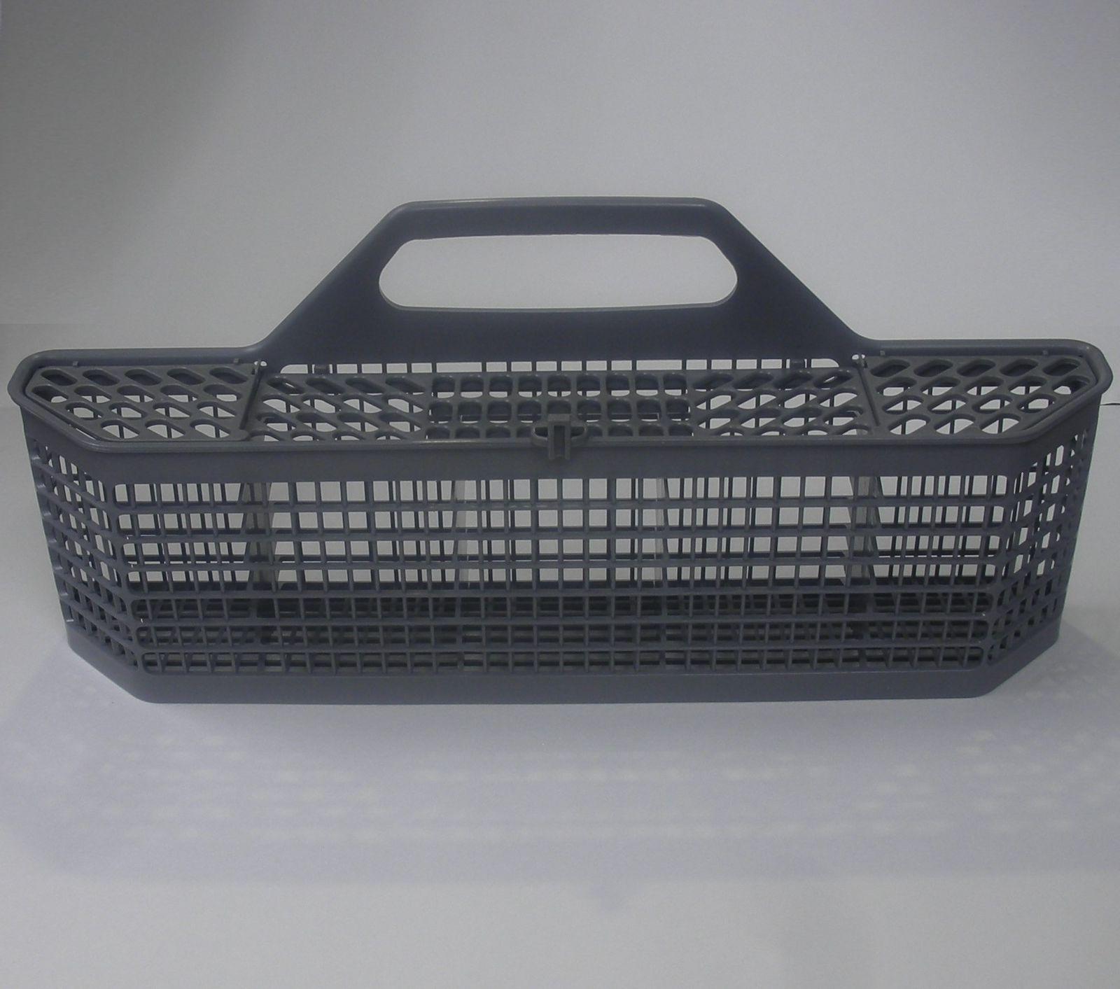 wd28x10128 dishwasher silverware basket gray new oem