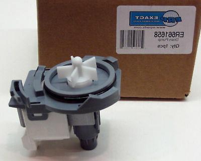 wp661658 dishwasher drain pump for ps382477 ap3133590
