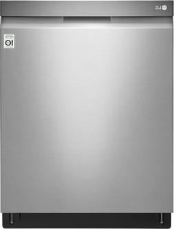 "LG LDP6797ST 24"" Stainless Fully Integrated Dishwasher"