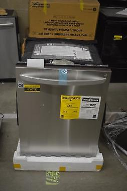 "LG LDT5678ST 24"" Stainless Fully Integrated Dishwasher NOB #"