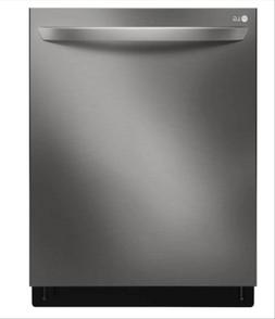 LG LDT7797BD Black Stainless Steel Top Control Dishwasher &