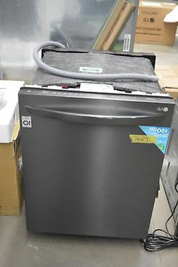 "LG LDT7797BM 24"" Fully Integrated Dishwasher Matte Black Sta"