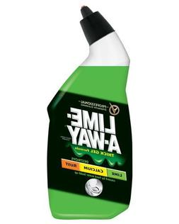 Lime-A-Way Toilet Bowl Cleaner, Liquid 16 oz