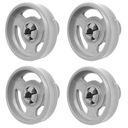 Whirlpool Lower Basket Wheels & Axles ADP7000 ADP8000 ADP900