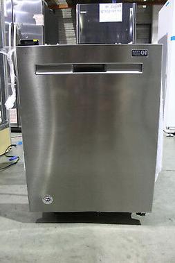 "Maytag MDB8989SHZ 24"" Dishwasher 48dBA Fingerprint Resistant"
