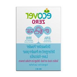 Ecover Zero Dishwasher Soap Powder, 48 Ounce
