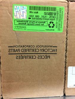New OEM Whirlpool Kenmore Dishwasher Control Board W10084141