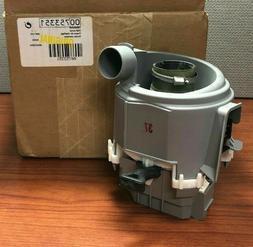 NEW ORIGINAL Bosch Dishwasher Circulating Pump Motor Assy -