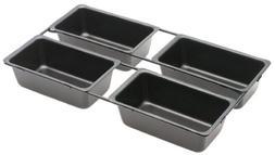 Roshco Non-stick Mini Loaf Pan, Set of 4