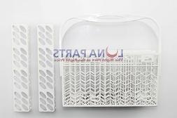 Genuine OEM GE WD28X10152 GE Dishwasher Silverware Basket As
