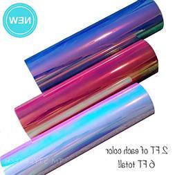 Styletech VNYL-TTH-12001-6 Opal-6-Pack Opal Vinyl Sheets, 6-