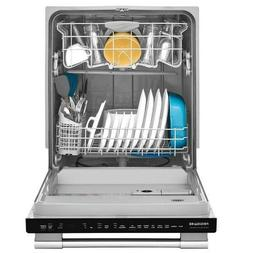 """Frigidaire Professional 24"""" Stainless Steel Built-in Dishwas"""