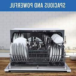 Professional Compact Portable Countertop Dishwasher