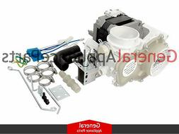 Dishwasher Motor Pump Assembly Replaces GE Profile Hotpoint